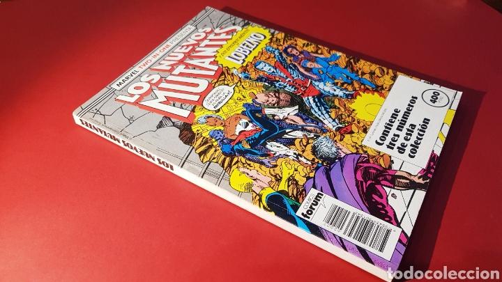 EXCELENTE ESTADO LOS NUEVOS MUTANTES 45 AL 47 FORUM RETAPADOS (Tebeos y Comics - Forum - Nuevos Mutantes)
