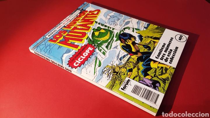 EXCELENTE ESTADO LOS NUEVOS MUTANTES 51 AL 53 FORUM RETAPADOS (Tebeos y Comics - Forum - Nuevos Mutantes)