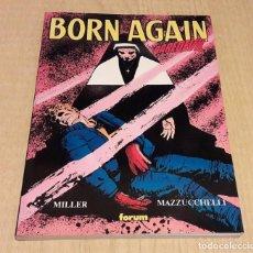 Cómics: DAREDEVIL BORN AGAIN. MILLER Y MAZZUCCHELLI. FORUM.. Lote 151102938