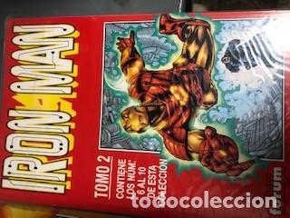Cómics: Hombre de hierro 1-10 16-25 + 2 obras completas (Heroes Reborn) - Foto 2 - 151131502