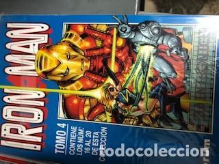 Cómics: Hombre de hierro 1-10 16-25 + 2 obras completas (Heroes Reborn) - Foto 3 - 151131502