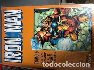 Cómics: Hombre de hierro 1-10 16-25 + 2 obras completas (Heroes Reborn) - Foto 4 - 151131502
