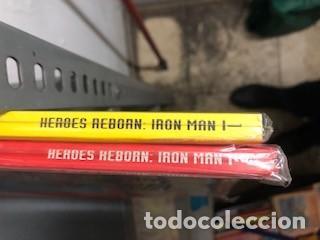 Cómics: Hombre de hierro 1-10 16-25 + 2 obras completas (Heroes Reborn) - Foto 7 - 151131502