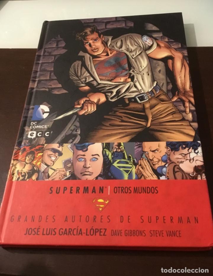 CÓMIC SUPERMAN OTROS MUNDOS (Tebeos y Comics - Forum - X-Men)