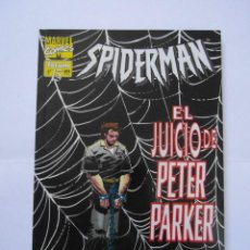 Cómics: PERFECTO ESTADO. SPIDERMAN VOL. 2 Nº 15. EL JUICIO DE PETER PARKER. FORUM. Lote 151189722