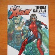 Cómics: X-TREME X-MEN - TIERRA SALVAJE - MARVEL - FORUM (9M). Lote 151222886