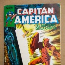 Cómics: RETAPADO CAPITÁN AMÉRICA (COMICS FORUM, 1985). CON LOS NÚMEROS 6-7-8-9-10.. Lote 151252840