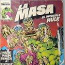 Cómics: LOTE 6 COMICS DE HULK + LA COSA + TORMENTA GALÁCTICA. Lote 151270406