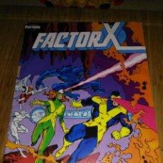 Cómics: FACTOR X Nº 1. Lote 151281166