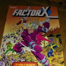 Cómics: FACTOR X Nº 2. Lote 151281614