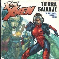 Cómics: X-TREME X-MEN, TIERRA SALVAJE. Lote 151318650