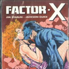 Cómics: FACTOR - X, PRISIONERO DEL AMOR. Lote 151318842