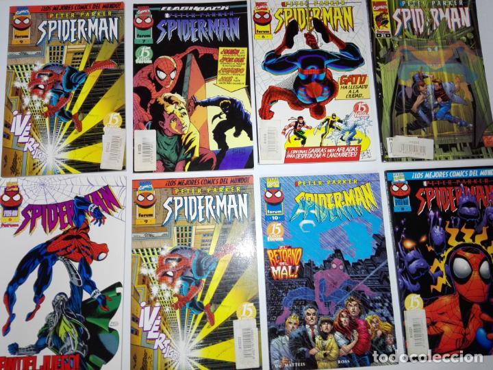 Cómics: lote 8cmics-spiderman-nuevos-distintos años-marvel-nos-ver fotos - Foto 2 - 151335546