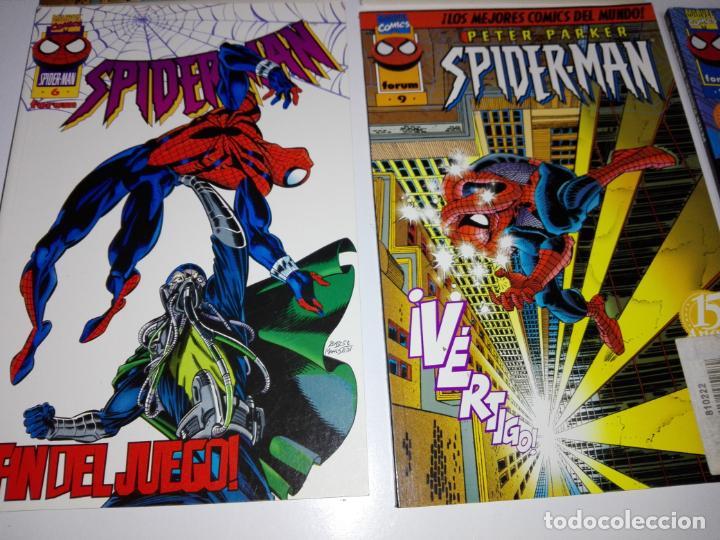 Cómics: lote 8cmics-spiderman-nuevos-distintos años-marvel-nos-ver fotos - Foto 5 - 151335546