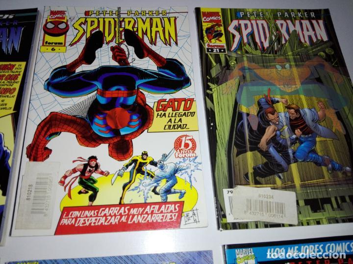 Cómics: lote 8cmics-spiderman-nuevos-distintos años-marvel-nos-ver fotos - Foto 6 - 151335546