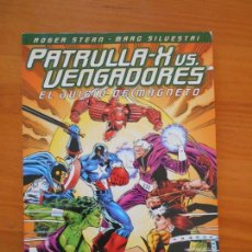 Cómics: PATRULLA X VS. VENGADORES - EL JUICIO DE MAGNETO - FORUM (C1). Lote 151354942