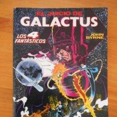 Cómics: LOS 4 FANTASTICOS - EL JUICIO DE GALACTUS - JOHN BYRNE - FORUM (C1). Lote 151355134