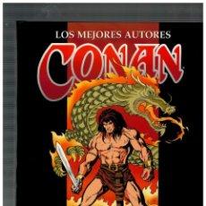 Cómics: LOS MEJORES AUTORES CONAN -ERNIE CHAN- FORUM 1997. NUEVO.. Lote 151420866