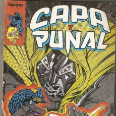 Cómics: CAPA Y PUÑAL - Nº 6 - 7 - 8 - 9 - 10 - RETAPADO FORUM - 1989 - . Lote 151438246