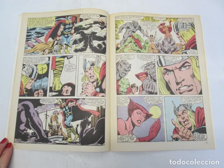 Cómics: THOR EL PODEROSO. COMICS FORUM. MARVEL. Nº 13. 1983. VER FOTOGRAFIAS ADJUNTAS - Foto 4 - 151449962
