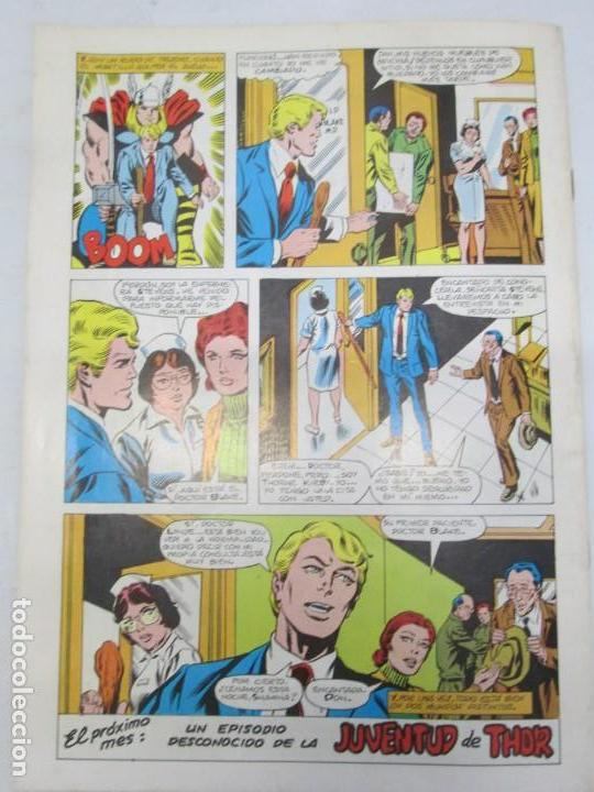 Cómics: THOR EL PODEROSO. COMICS FORUM. MARVEL. Nº 13. 1983. VER FOTOGRAFIAS ADJUNTAS - Foto 8 - 151449962