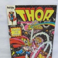 Cómics: THOR EL PODEROSO. COMICS FORUM. MARVEL. Nº 13. 1983. VER FOTOGRAFIAS ADJUNTAS. Lote 151449962