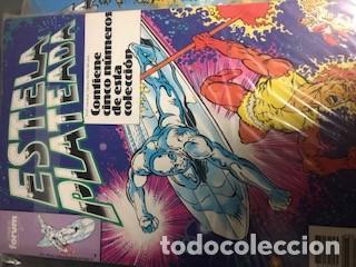 Cómics: Silver Surfer V1 1 a 20 + V2 1 a 19 (Completa) + Especial + La guerra heraldos + Resurrección - Foto 3 - 151478434