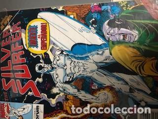 Cómics: Silver Surfer V1 1 a 20 + V2 1 a 19 (Completa) + Especial + La guerra heraldos + Resurrección - Foto 7 - 151478434