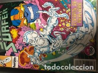 Cómics: Silver Surfer V1 1 a 20 + V2 1 a 19 (Completa) + Especial + La guerra heraldos + Resurrección - Foto 8 - 151478434