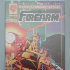 Cómics: FIREARM ULTRAVERSE SERIE LIMITADA COMPLETA #. Lote 151479650