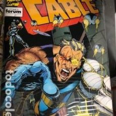 Cómics: CABLE 1 A 8 + 11. Lote 151480910
