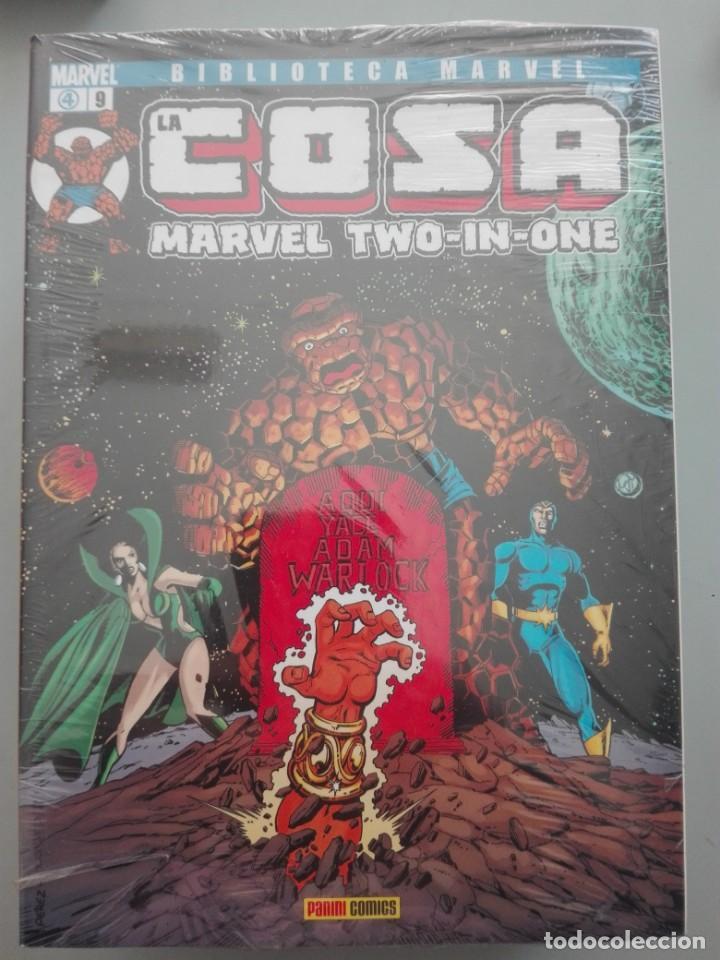 Cómics: BIBLIOTECA MARVEL LA COSA COMPLETA # - Foto 3 - 151486506