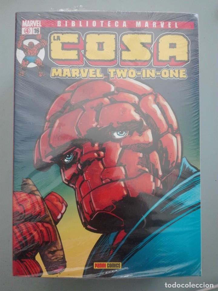 Cómics: BIBLIOTECA MARVEL LA COSA COMPLETA # - Foto 4 - 151486506