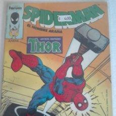 Cómics: SPIDERMAN 99 PRIMERA EDICIÓN FORUM #. Lote 151504770