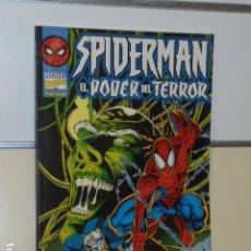 Cómics: SPIDERMAN EL PODER DEL TERROR - FORUM OFERTA. Lote 159105182