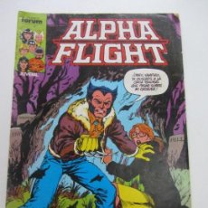 Cómics: ALPHA FLIGHT VOL. 1 Nº 10 FORUM BYRNE VSD05. Lote 151567762