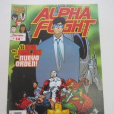 Cómics: ALPHA FLIGHT VOL. II Nº 14 FORUM VSD05. Lote 151567830