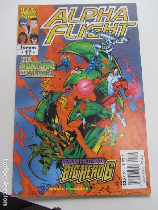 ALPHA FLIGHT VOL. II Nº 17 FORUM VSD05 (Tebeos y Comics - Forum - Alpha Flight)