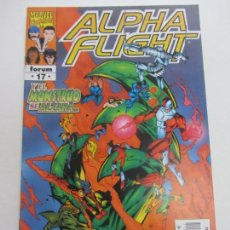 Cómics: ALPHA FLIGHT VOL. II Nº 17 FORUM VSD05. Lote 151567906