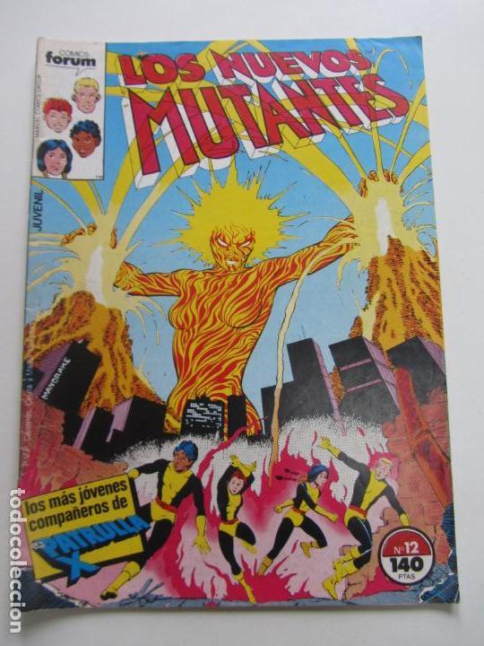 LOS NUEVOS MUTANTES Nº 12 DE CHRIS CLAREMONT, SAL BUSCEMA FORUM VSD05 (Tebeos y Comics - Forum - Nuevos Mutantes)