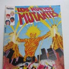 Cómics: LOS NUEVOS MUTANTES Nº 12 DE CHRIS CLAREMONT, SAL BUSCEMA FORUM VSD05. Lote 151568374