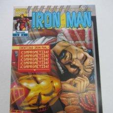 Cómics: EL INVENCIBLE IRON MAN Nº 8 FORUM VSD05. Lote 151575502