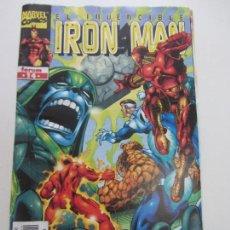 Cómics: EL INVENCIBLE IRON MAN VOL 4 Nº 14 FORUM VSD05. Lote 151575614