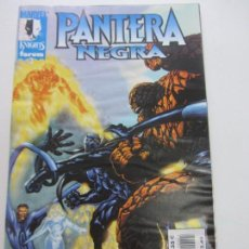 Cómics: LA PANTERA NEGRA Nº 3 - FORUM VSD05. Lote 151582674