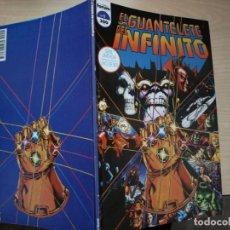 Cómics: EL GUANTELETE DEL INFINITO - Nº 1 - FORUM. Lote 151589462