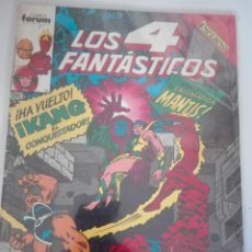 Cómics: LOS 4 FANTÁSTICOS 91 PRIMERA EDICIÓN#. Lote 151600386