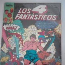 Cómics: LOS 4 FANTÁSTICOS 93 PRIMERA EDICIÓN#. Lote 151600526