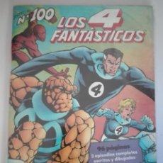 Cómics: LOS 4 FANTÁSTICOS 100 PRIMERA EDICIÓN#. Lote 151600794