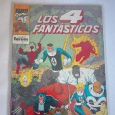 Cómics: LOS 4 FANTÁSTICOS 107 PRIMERA EDICIÓN#. Lote 151602702