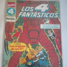 Cómics: LOS 4 FANTÁSTICOS 116 PRIMERA EDICIÓN#. Lote 151602974